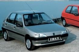 PEUGEOT 104 купе