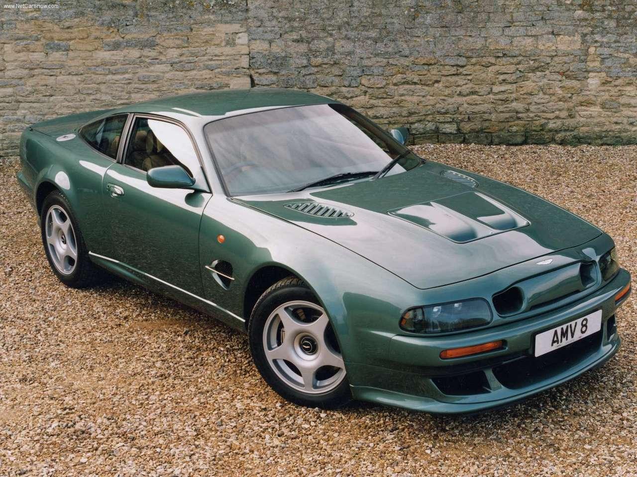 ASTON MARTIN V8 купе