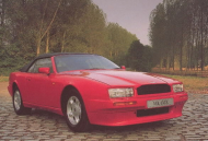 ASTON MARTIN VIRAGE купе