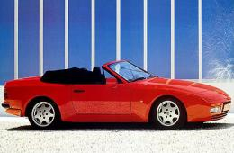 PORSCHE 944 кабриолет