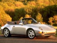PORSCHE 911 кабриолет (993)