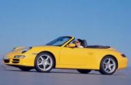 PORSCHE 911 кабриолет (997)