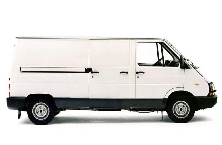 RENAULT TRAFIC Van (TXX)