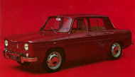 RENAULT 8 седан (113_)