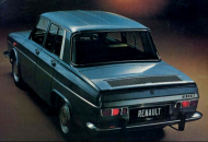 RENAULT 10 седан (119_)