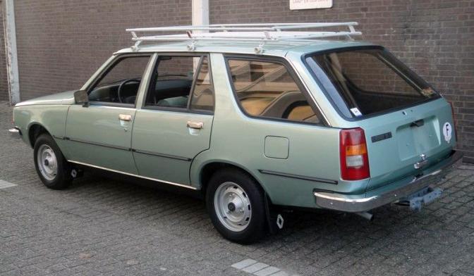 RENAULT 18 фургон