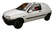 RENAULT CLIO  фургон (S57_)