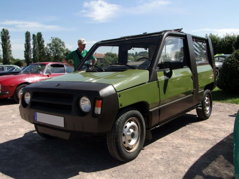 RENAULT RODEO 5