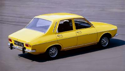 RENAULT 12 седан