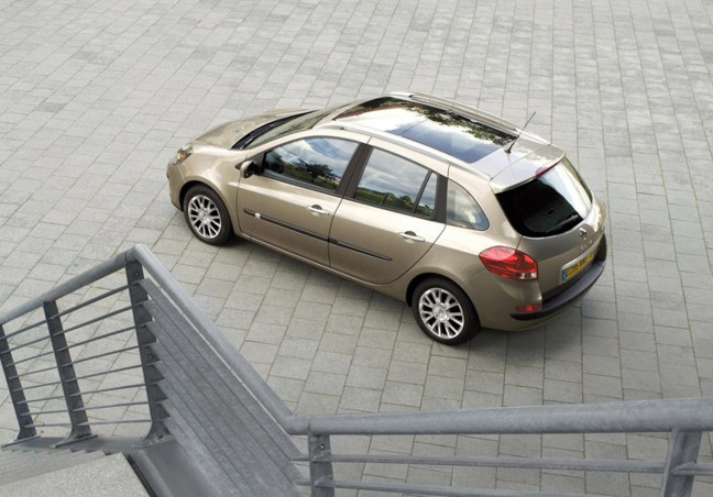 RENAULT CLIO III (BR0/1, CR0/1)