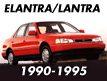 ELANTRA/LANTRA 91MY