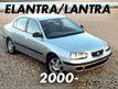 ELANTRA/LANTRA 00MY