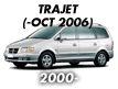 TRAJET: -OCT.2006
