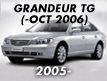 GRANDEUR (TG): -OCT.2006