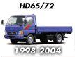 HD59/HD60/HD65/HD72 98MY-04MY