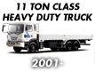 11TON CLASS HEAVY DUTY TRUCK 00MY