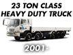 23TON CLASS HEAVY DUTY TRUCK 00MY