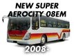 NEW SUPER AEROCITY 08EM: -DEC.2009