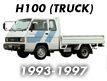 H100 93MY~97MY (TRUCK)