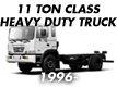 11TON CLASS HEAVY DUTY TRUCK 96MY
