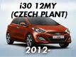 I30 12MY (CZECH PLANT)