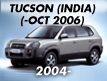 TUCSON (INDIA): -OCT.2006