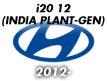 I20 12 (INDIA PLANT-GEN)