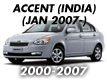ACCENT (INDIA): JAN.2007-