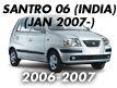 SANTRO 06MY (INDIA): JAN.2007-