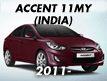 ACCENT 11MY (INDIA)