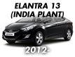 ELANTRA 13 (INDIA PLANT)