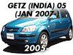 GETZ 05MY (INDIA): JAN.2007-