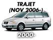 TRAJET: NOV.2006-