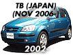 TB (JAPAN): NOV.2006-
