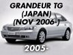GRANDEUR (TG>JAPAN): NOV.2006-