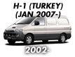 H-1 (TURKEY): JAN.2007-