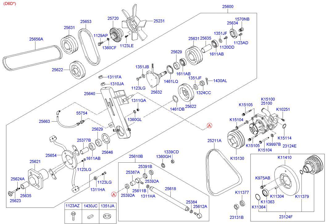 двигатель D6da руководство по ремонту скачать бесплатно - фото 6