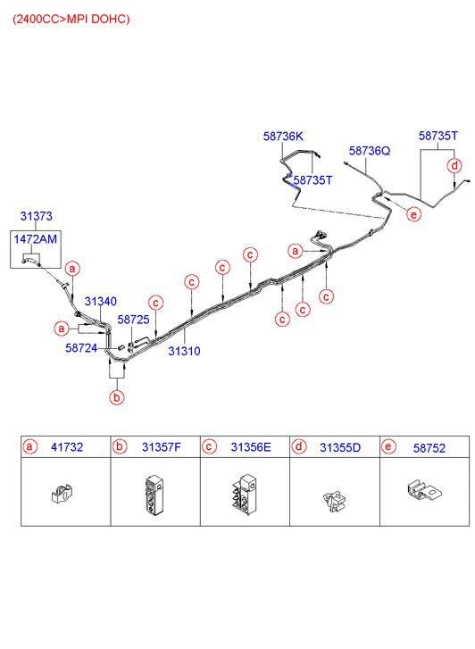 Главное реле ваз 2107 схема подключения