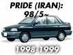 PRIDE (IRAN): MAY.1998-