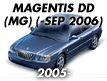 OPTIMA/MAGENTIS 06MY: -SEP.2006