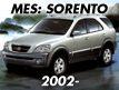 SORENTO 03MY