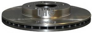 фото: [1263103009] Jp Group Тормозной диск