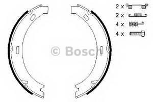 фото: [0986487582] Bosch Колодки тормозные барабанные