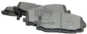 фото: [3563600519] JP Group Колодки тормозные передние комплект на ось