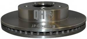 фото: [1263102709] Jp Group Диск тормозной 2 шт.