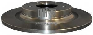 фото: [3863200609] Jp Group Тормозной диск