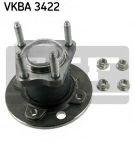 фото: [VKBA3422] SKF  Подшипник ступицы зад  ASTRA без ABS