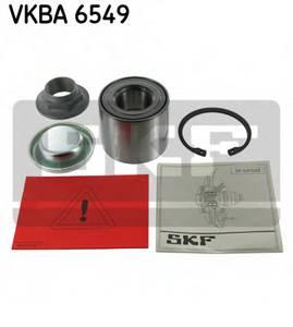 фото: [VKBA6549] SKF Подшипник ступицы колеса задний CITROEN C4