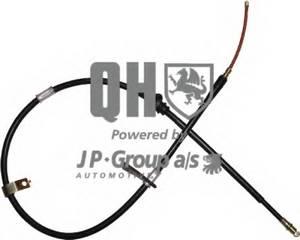 фото: [3570300809] Jp Group Трос, стояночная тормозная система