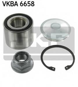 фото: [VKBA6658] SKF  Подшипник ступицы зад CLIO SANDERO 02/08---   25x55x43
